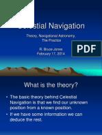 Prelim Lec 6 Celestial Navigation