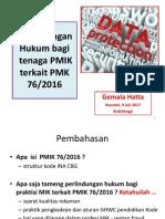 Perlindungan Hukum bagi tenaga  PMIK.pptx