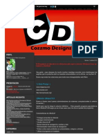 Cozzmo Core Over Blog Org