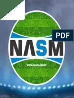 NASM - National Academy of Sports Management - India