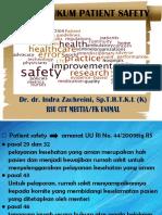 Aspek Hukum Patient Safety.pptx