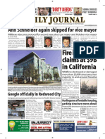 San Mateo Daily Journal 12-13-18 Edition