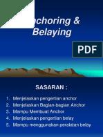 04. Anchoring Dan Belayiing