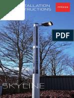 DK - Skyline Installation Instruction 2017