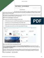 SAP Fiori Launchpad @Tutoraialpoint.com