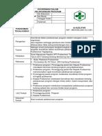 1.2.5.9 Koordinasi Dalam Pelaksanaan Program