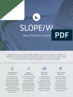 SLOPEW