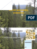 Biotop Biocenoza Ecosistem Clasa a 5a(1)