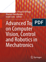 Advanced Topics on Computer Vision Control and Robotics in Mechatronics