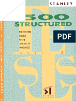 1500 Structured tests, level 3.pdf