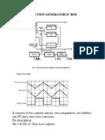Function Generator Ic 8038