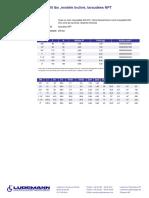 Filtre 800 Lbs ,Modèle Incliné, Taraudées NPT