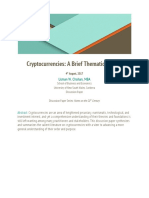 CryptoCurrencies-A Brief Thematic Review.pdf