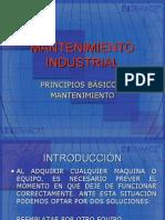 15250699 Mantenimiento Industrial