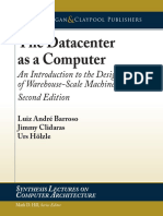 The Datacenter as a Computer 2nd Edition