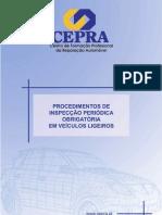 manual de procedimentos de inspecção