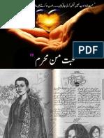 Mohabbat Man Mehram by Sumaira.pdf