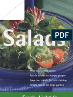 Salads Cookbook