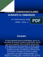 Ao-i.- 4- Anestesiologia Cambios Cardiovasculares Durante El Embarazo