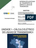 Unidade 1 - Transmissão - Completa