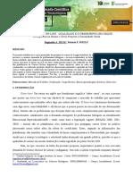 CURSOS DE LIBRAS ON-LINE - QUALIDADE E O DESEMPENHO EM XEQUE