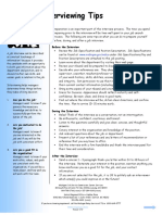 terview tips for selection.pdf