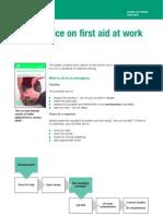 Basic First Aid-HSE