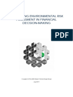 -READ- Enhancing Environmental Risk Assessment in Financial Decision-making