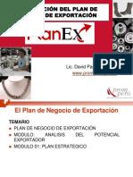 Plan de Negocio de Exportacion
