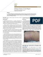 2017 Ogilvies Syndrome and Herpes Zoster a Case Report 1584 9341-13-4 5
