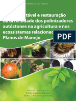 Uso Sustentavel e Restauração Da Diversidade Dos Polinizadores