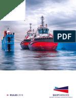 Shipowners Club Rules 2018 English