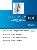 Whats New in Asme a 2010