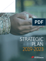 Utah Arts and Museums Strategic Plan 2019-2023