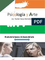Psicología y Arte