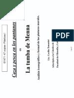 (SIN COLOR-NO SIRVE) Tomasini, M- Analisis Formal e Iconografico de Una Pintura...