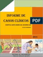casos clinicos HSMS
