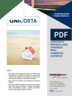 UNICOSTA - CONCREMAX