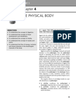 Ayurveda Physical Body
