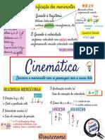 Cinemática - Resumo