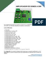 DISEÑO DE UN AMPLIFICADOR DE SONIDO A 30W.pdf