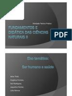Fundamentos e Didática das Ciências Naturais