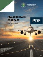 FY2018-38 FAA Aerospace Forecast