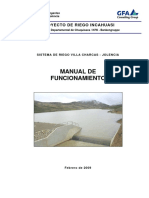 2 Manual OM, Sistema VCharcas, Chuquisaca-Bolivia