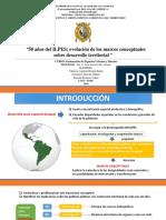 Los 50 Años America Latina
