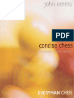 Concise Chess - The Compact Guide for Beginners