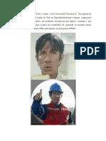 Rojas Foster  estudio   en la Universidad  Nacional de   San Agustín de  Arequipa