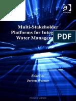 [Mathers] Multi-Stakeholder PUIUlatforms for Integrat(BookFi)