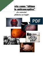 El Aborto Como