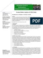 2015 Erosion Failure Analysis of CFBC Boiler